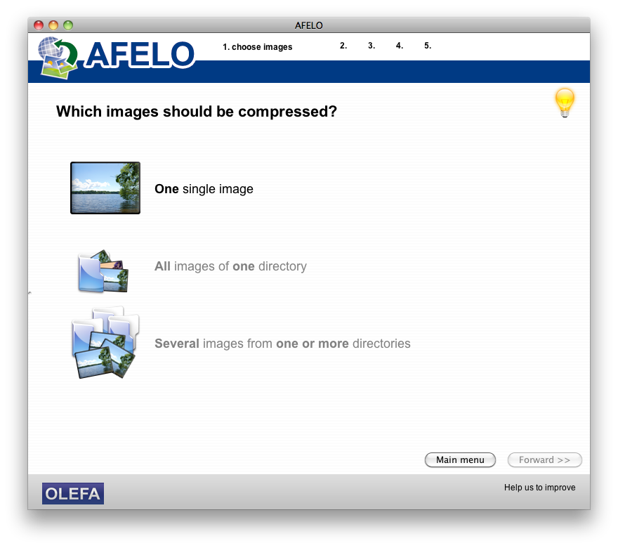 AFELO Screen shot
